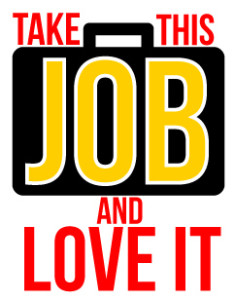 Take This Job and Love It Logo Small